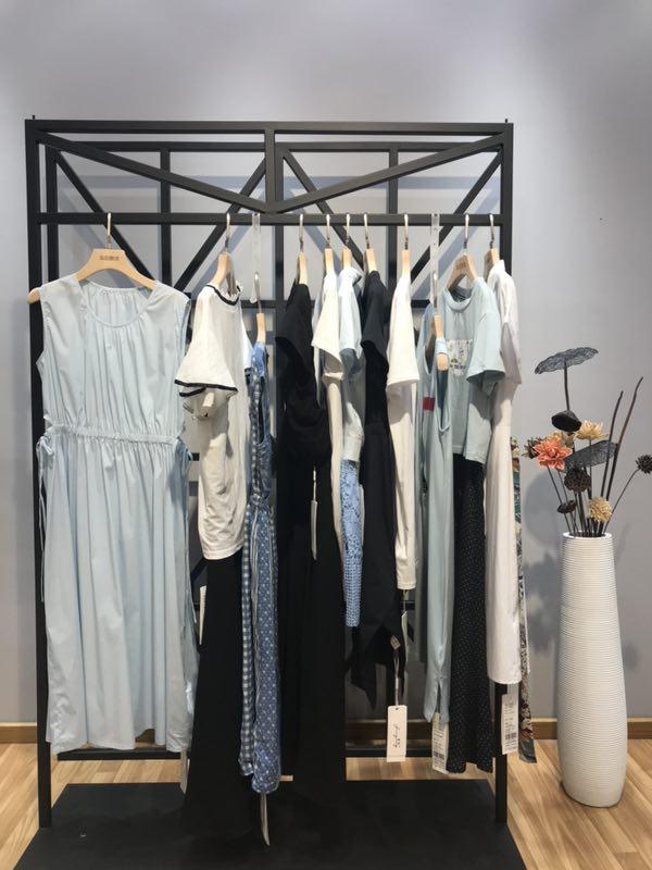 景仰品牌2019夏季女装一手货源批发