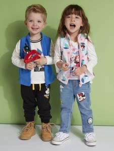 迪士尼宝宝童装外套