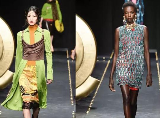 米兰时装周 | Versace:极致与回归