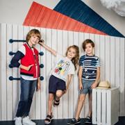 童装加盟品牌暇步士 实力强大值得选择