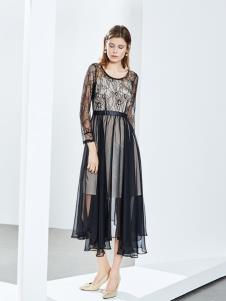 2019ECA女装新款连衣裙