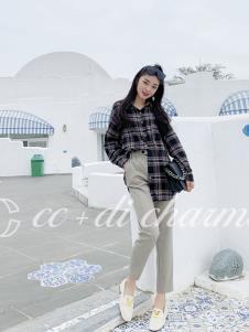 葵后女装2019春夏新款