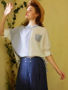 丽迪莎原创设计师品牌女装春装新款