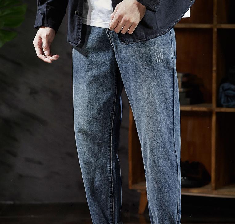 牛仔裤一手货源厂家直销