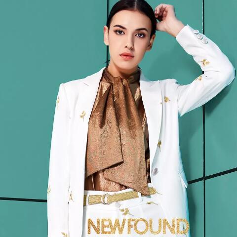 NEWFOUND纽方丨经典黑白,致每一位优雅都市女性