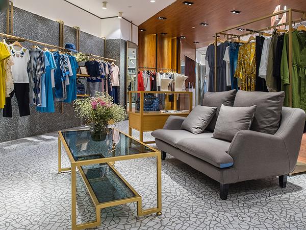 TAHAN太和女装品牌终端形象店品牌旗舰店店面