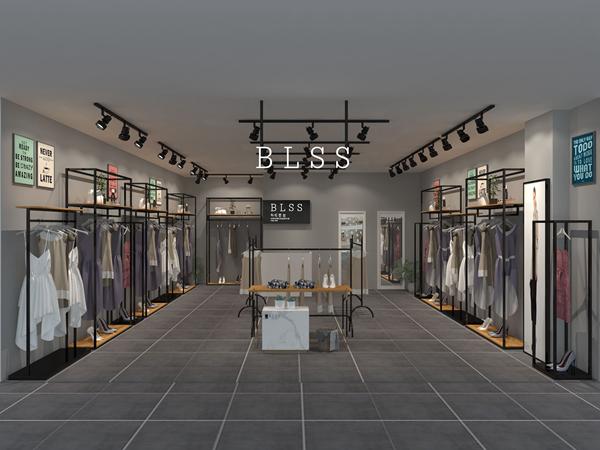 BLSS布伦圣丝品牌实体店品牌旗舰店店面