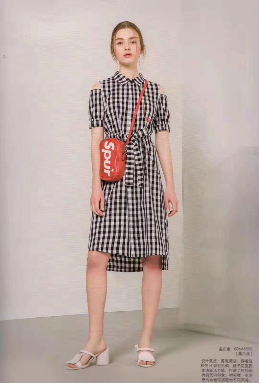 想要潮流时尚的穿搭就来衣佰芬女装看看