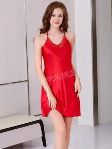 都市新感觉内衣都市新感觉红色睡衣
