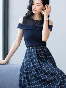 2019优衣美女装优雅套装裙