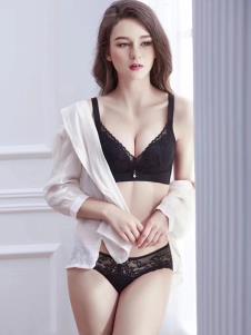 玫瑰春天新款小胸聚拢文胸薄款背心式调整型