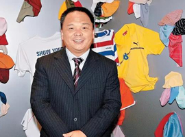 凭耐克阿迪赚了500亿 申洲国际马建荣成中国服装业首富