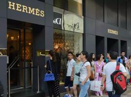 奢侈品市场强劲依旧 中国市场是主要推动因素