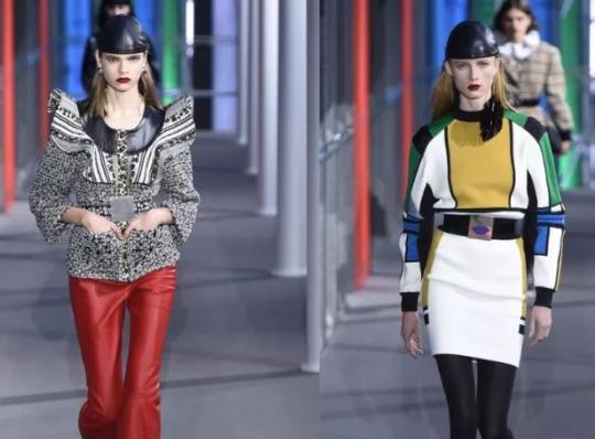 巴黎时装周 | Louis Vuitton:坚持自我表达