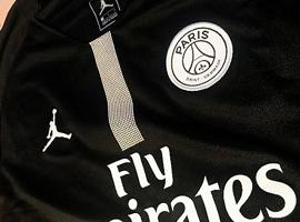 联名款球衣销量暴增 大巴黎Jordan战袍卖出100万件