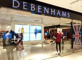 英国零售业全年仅增0.5% Debenhams百货再发盈警