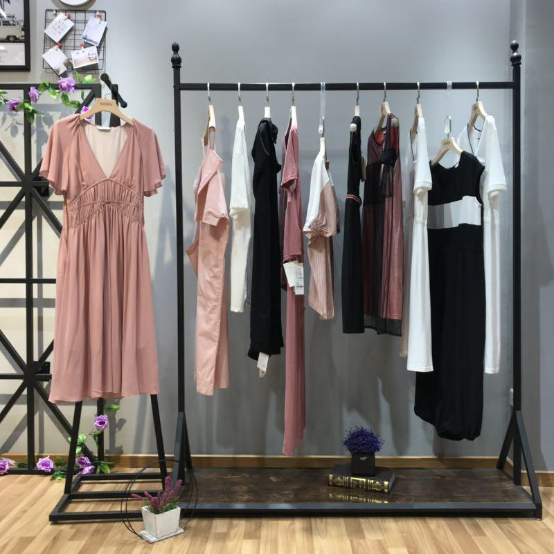 藝素國際品牌2019夏季女裝一手貨源批發