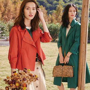 開快時尚女裝品牌加盟店 布根香誠邀加盟!