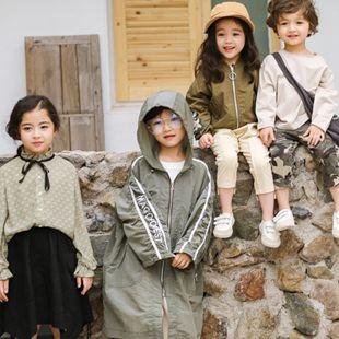 韩范文艺 城秀童装品牌加盟支持有哪些?