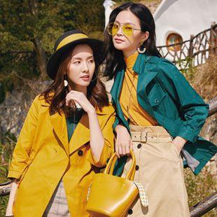 加盟布根香快時尚女裝 全程一站式扶持開店!