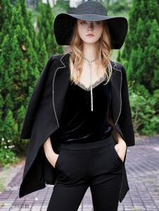 ONE ONLY黑色外套