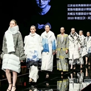 2019中国国际服装服饰博览会,E问腔调设计师女装广受青睐!