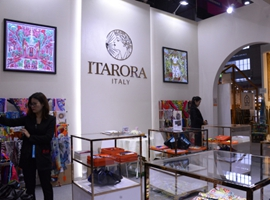 CHIC2019(春季):奥罗拉美轮美奂的丝绸时尚之旅