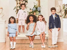 Gap集团收购美国高端童装品牌Janie and Jack