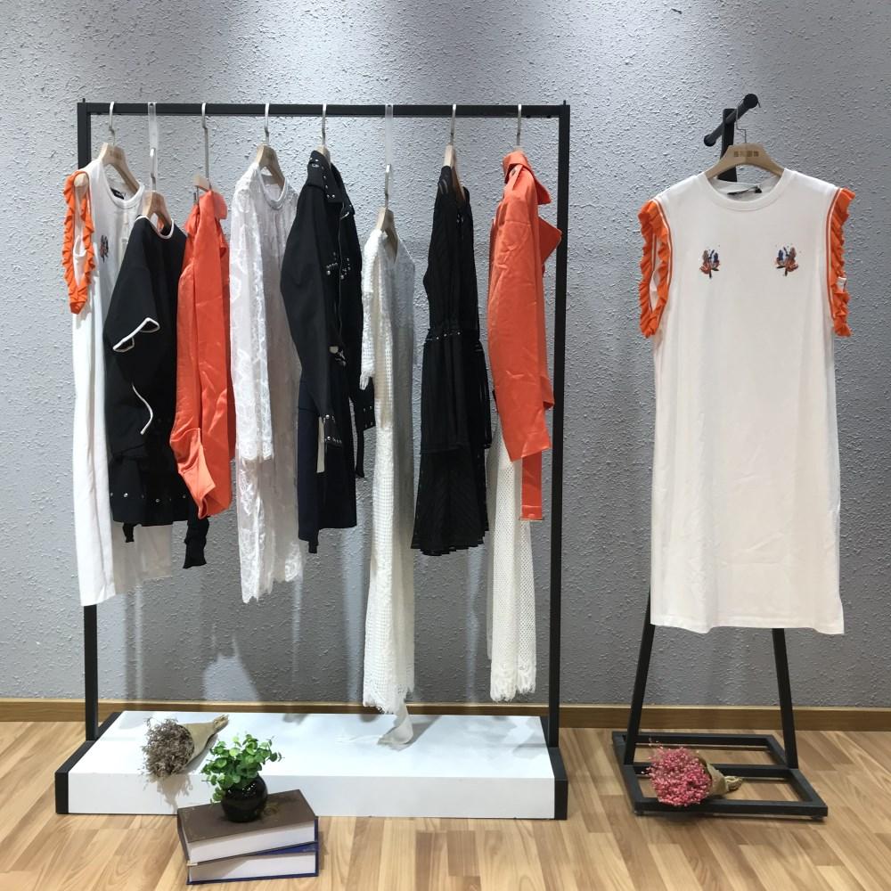 宝贝玛丽品牌2019春夏女装批发走份