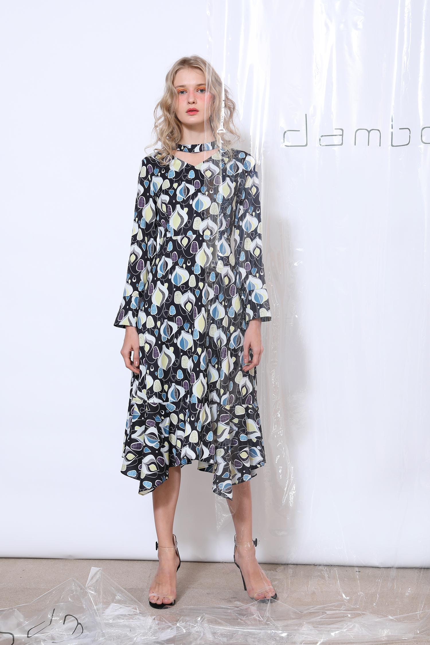 丹比奴dambolo女装2019春季新品