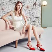 广州有哪些全真皮女鞋品牌?加盟迪欧摩尼靠谱吗?