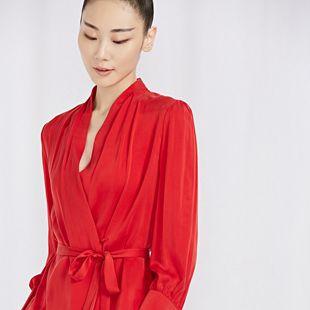 時尚中國風女裝品牌有哪些?見花開女裝怎么樣?