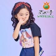 童装T恤怎么穿好看 西瓜王子童装品质如何