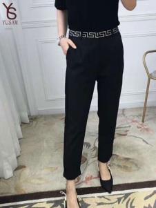 雨珊女装黑色裤子