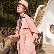 布根香 | 春季穿搭,带你演绎不一样的时尚风!