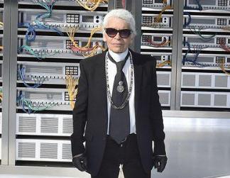 美国时尚作家执笔 Karl Lagerfeld 最新传记提上日程