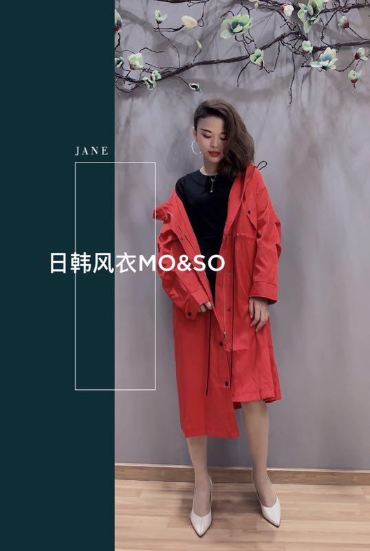 沐兰品牌19春夏季女装批发