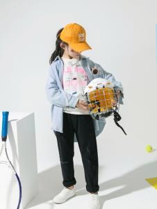 兔子杰罗童装春夏新款产品