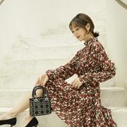 春季穿碎花裙可以吗 红雨鸶女装有什么好看的款式