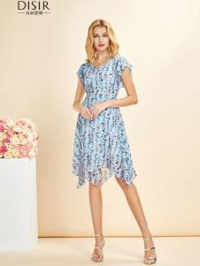 迪丝爱尔女装19新款连衣裙