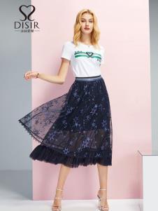 迪丝爱尔女装新款套装裙