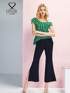 迪丝爱尔女装19时髦裤子