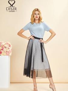 迪丝爱尔女装新款时尚半裙