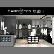 职业门广州龙归金铂广场店图纸落成,即将盛大开业!