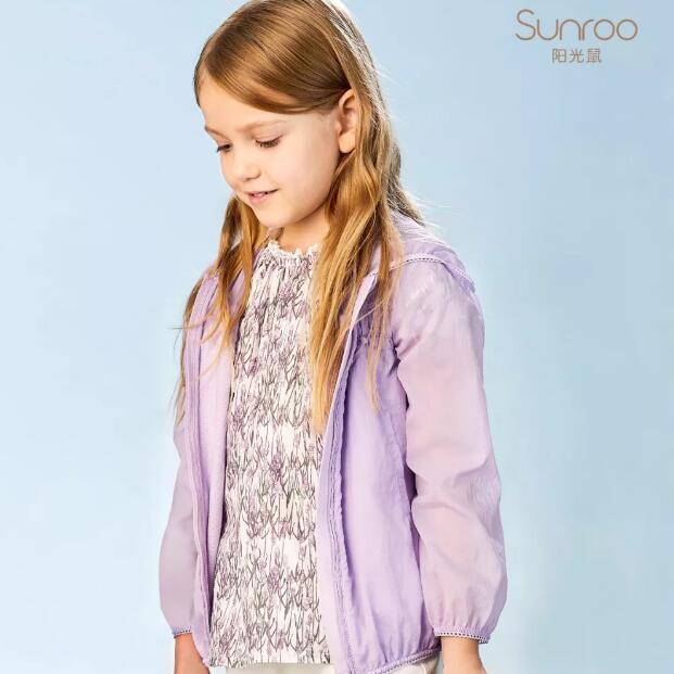 Sunroo阳光鼠:穿上薰衣草紫,宝宝秒变小仙女