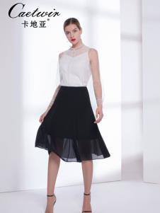 卡地亚中高端女装优雅套装裙