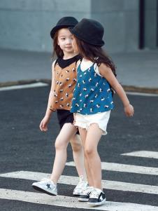 Apple Orange童裝女童可愛套裝