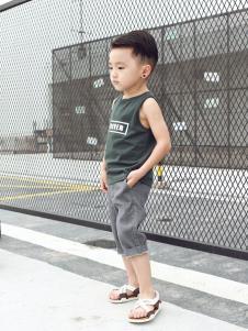 Apple Orange男童夏新款T恤