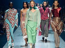 墨尔本时装节:享受时尚