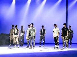 广东时装周|UP起范儿!A21年轻不妥协